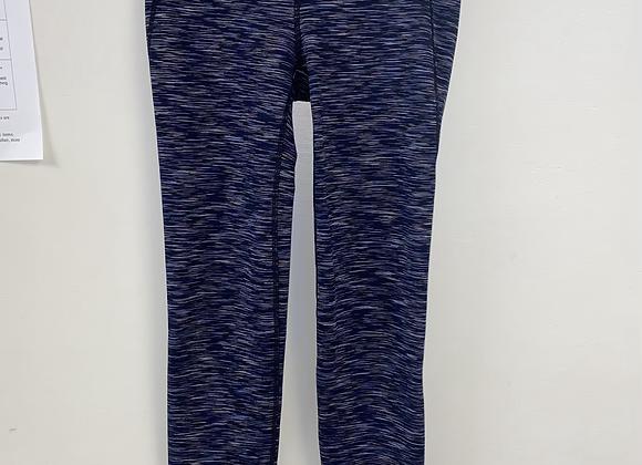 Ladies X-Small Purple Gap Workout Pants