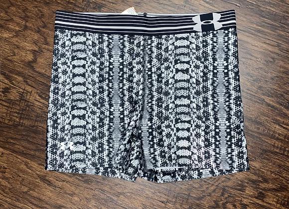 Ladies Medium Under Armour Spandex Shorts