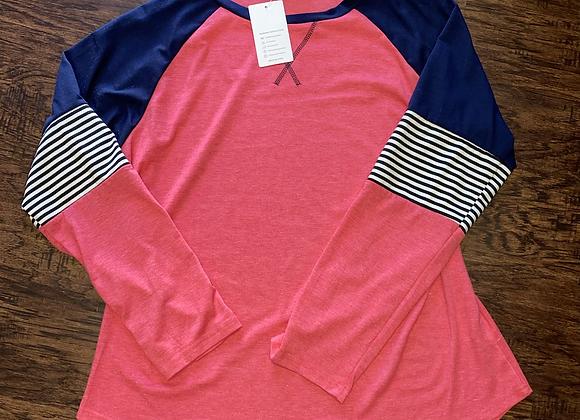 Ladies 2X Camisa Top