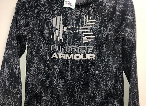 Boys 7-8 Under Armor hoodie