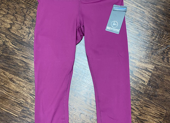 Ladies Medoum 90 Degrees Workout Capris