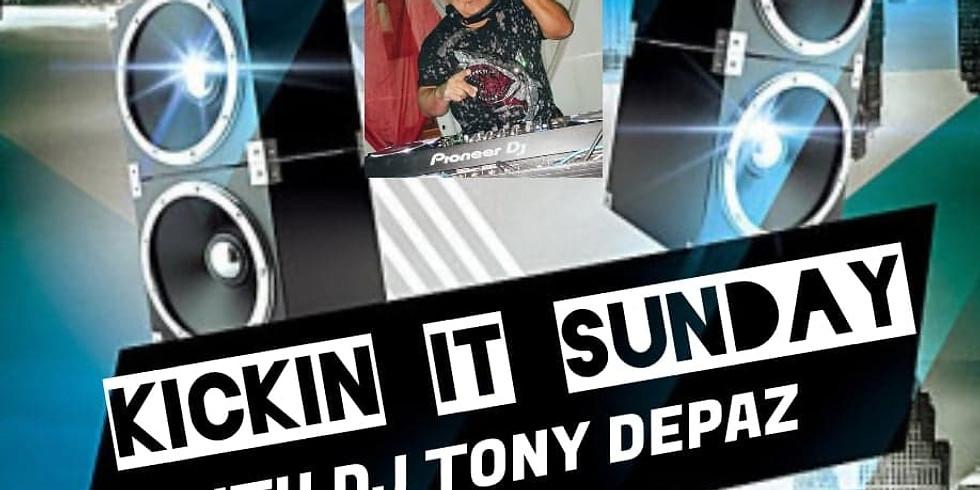 Tony Depaz is Kickin it with La Perla March 1st