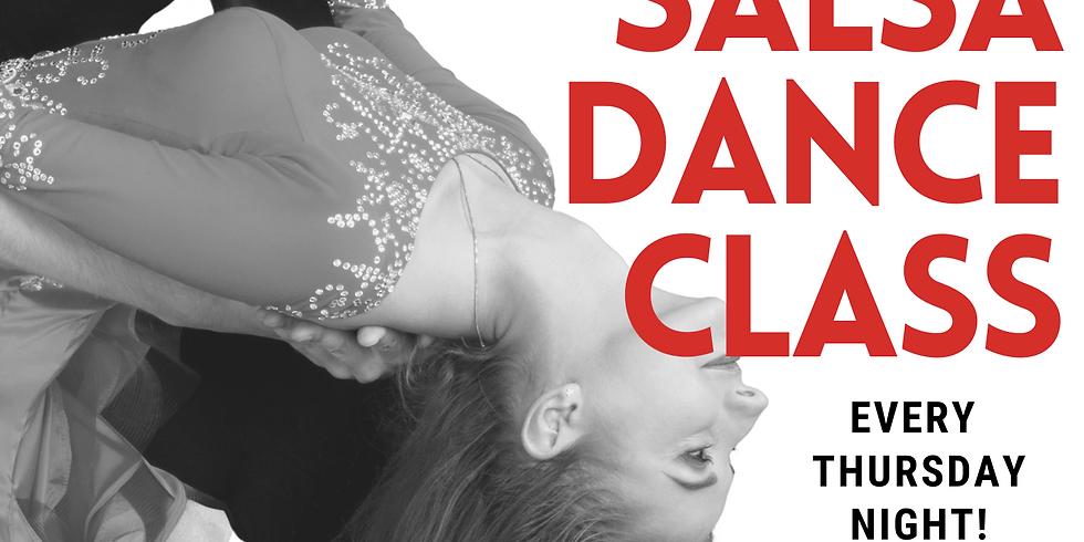 Salsa Dance Class (1)