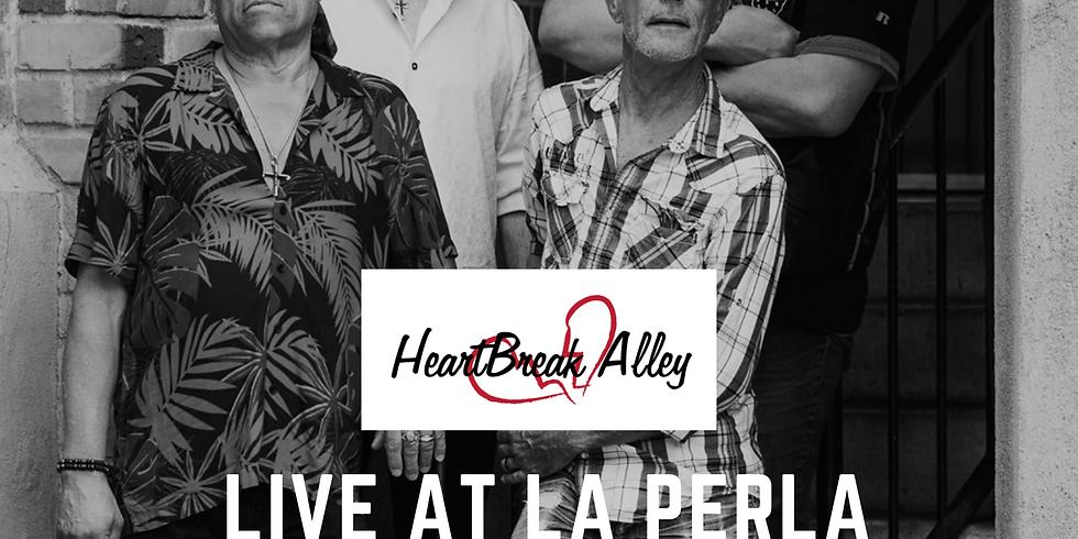 Heartbreak Alley Performance