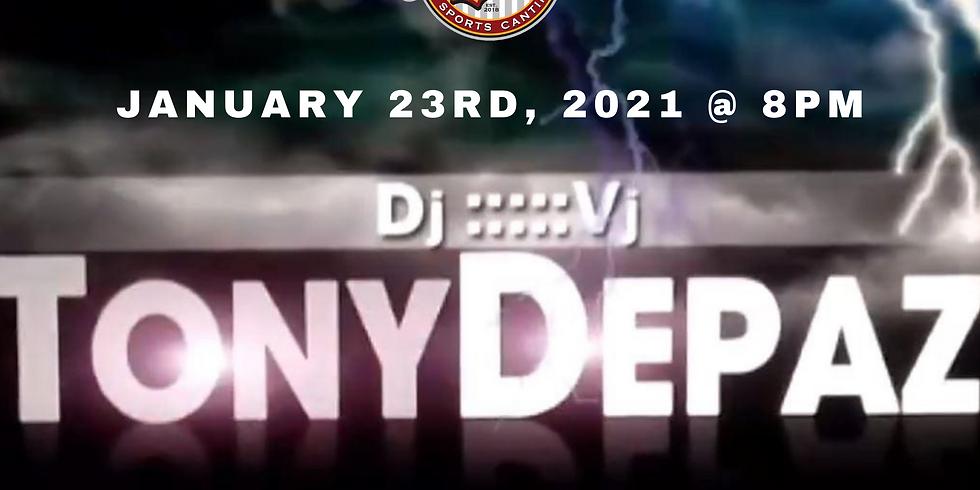 DJ Tony DePaz - Live Entertainment