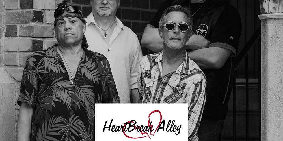 HeartBreak Alley Live Performance