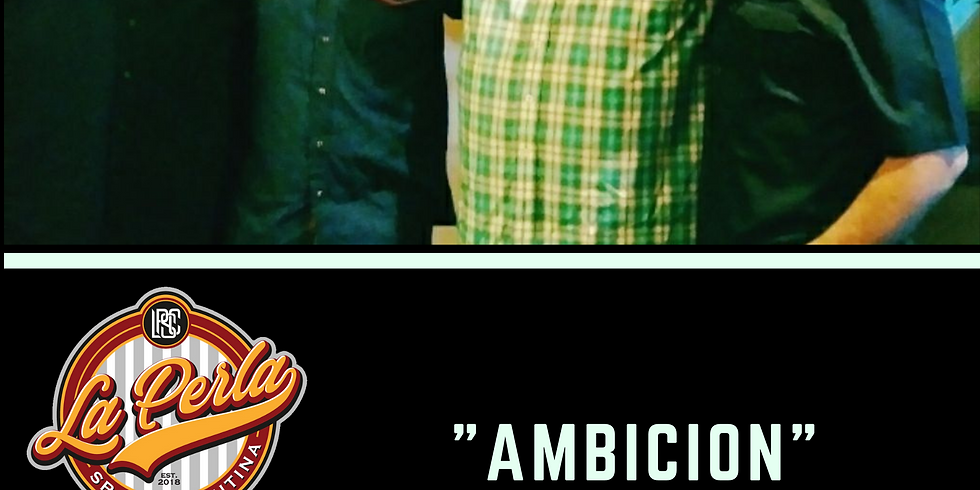 """""""Ambicion"""""""