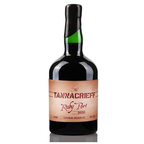 "2020 Tannacrieff Ruby Port ""Original Label"" 750ml"