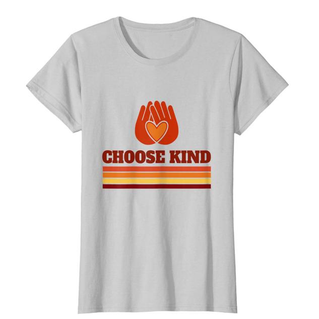 Choose Kind - An Anti-Bullying TShirt