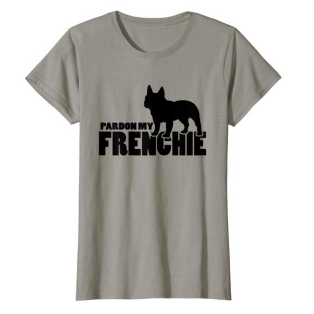 Pardon My Frenchie - A Funny French Bulldog Tee