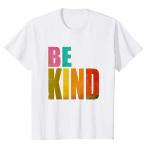 Be Kind Kids Tshiret