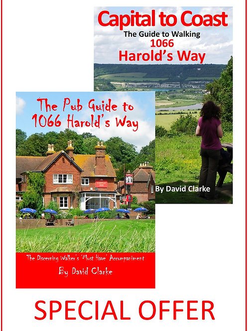 1066 Harold's Way and Pub Guide Set SPECIAL OFFER