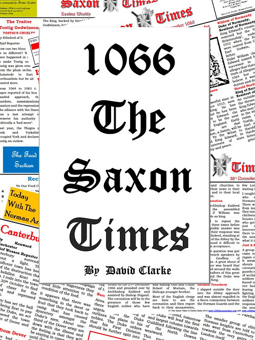 1066 The Saxon Times 2nd Edition