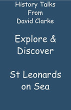 Explore and Discover St Leonards on Sea.
