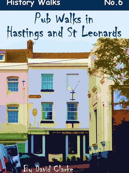 Pub Walks in Hastings and St Leonards