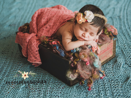My love for Make in India ⎟ Newborn Photographer in India