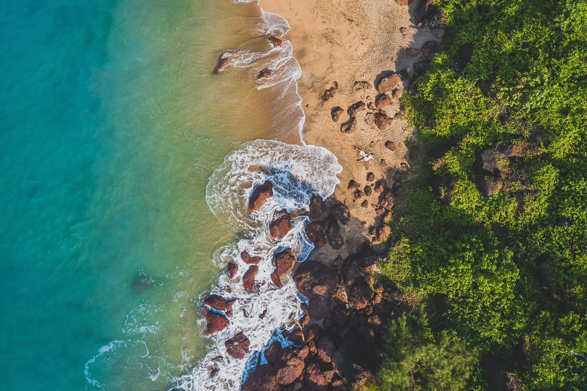 best drone photography in Goa