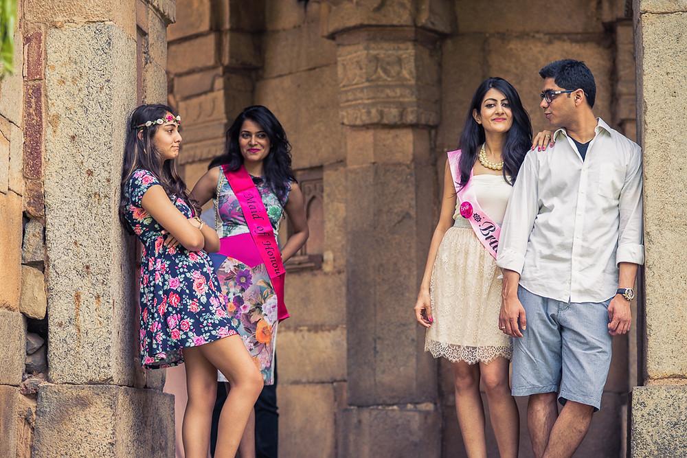 Theme based Pre Wedding Shoot India