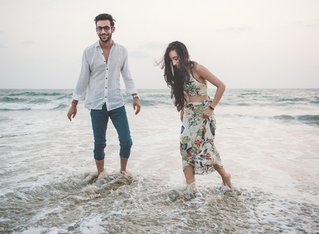 Our Shortest PreWedding Shoot | Wedding Photographer in Goa
