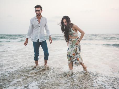 Our Shortest PreWedding Shoot | Wedding Photographer in Goa