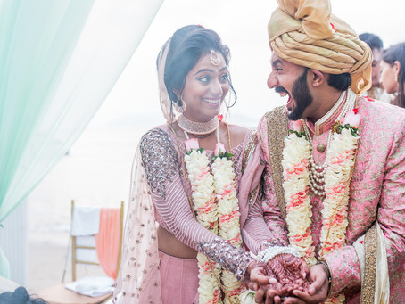 A Beautiful Spring Wedding | Wedding Photographer in Goa