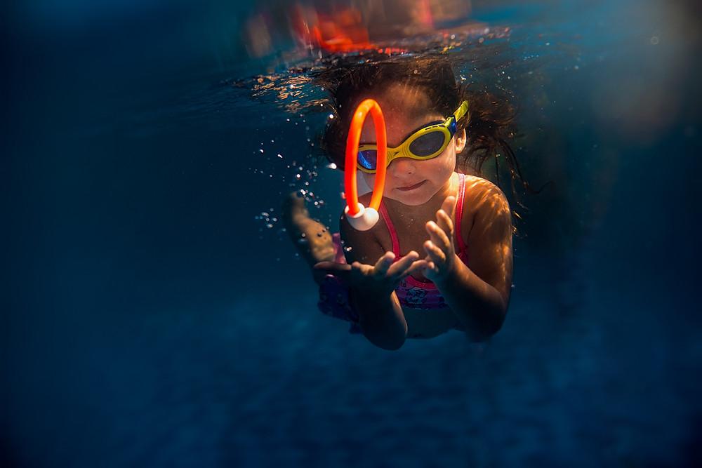 Underwaterkids photography India