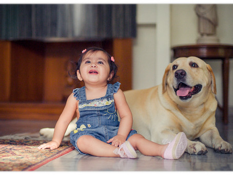 Summers and Happy Family | Kids Photographer in Delhi