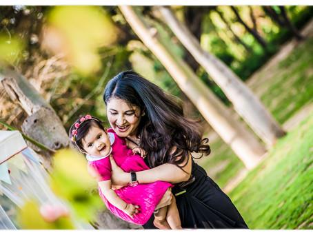 Little Tea Party | Baby Photographer in Delhi