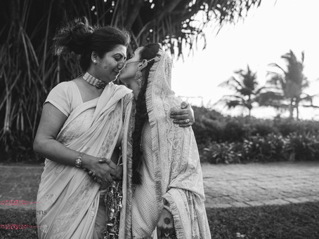 Mini Wedding Story 01: A Mom and Her Daughter's Story | Wedding Photographer in India