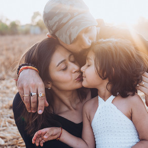 Farm love | Family Photographer India | Emotional Storytelling