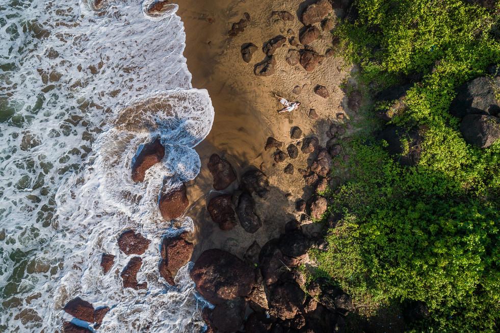 best drone photographer in Goa