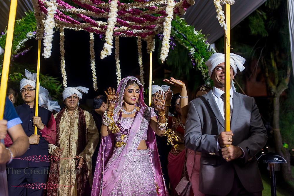 Documentary Wedding Photographer India
