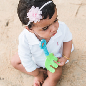 Turning one in Goa | Baby Photographer in Goa