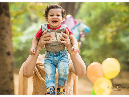 Summer is here | Baby Photographer in Delhi