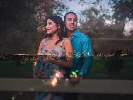 Parents to be in love | Maternity Photographer in Goa