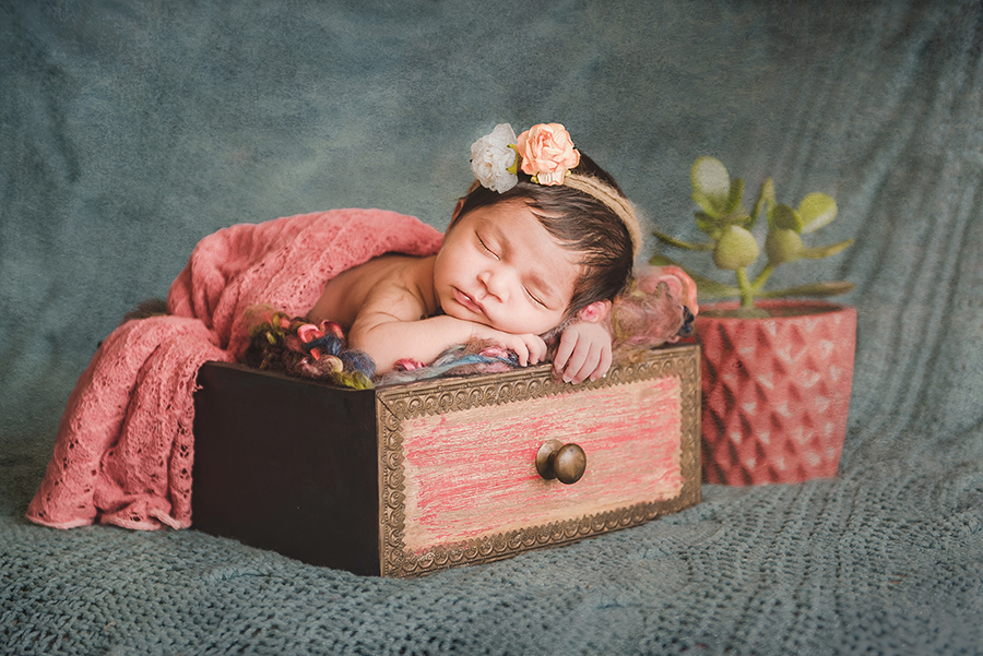 Newborn Photographer in Bangalore