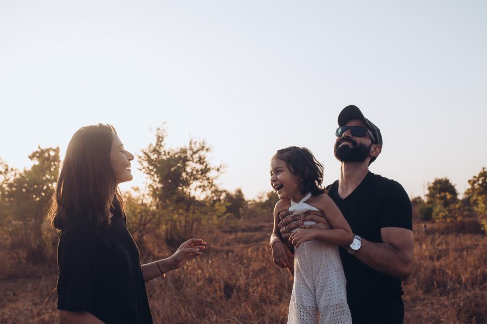 Family Photographer in Goa