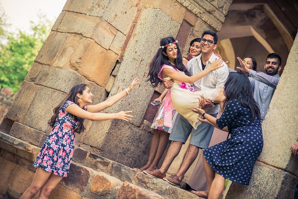 Pre Wedding Photographer India