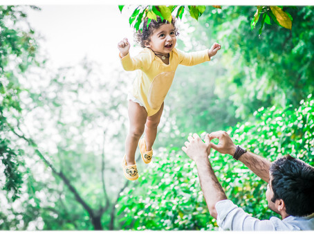 Little Simba | Baby Photographer in Delhi