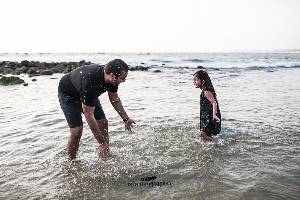 Family Pjhotographer in Goa