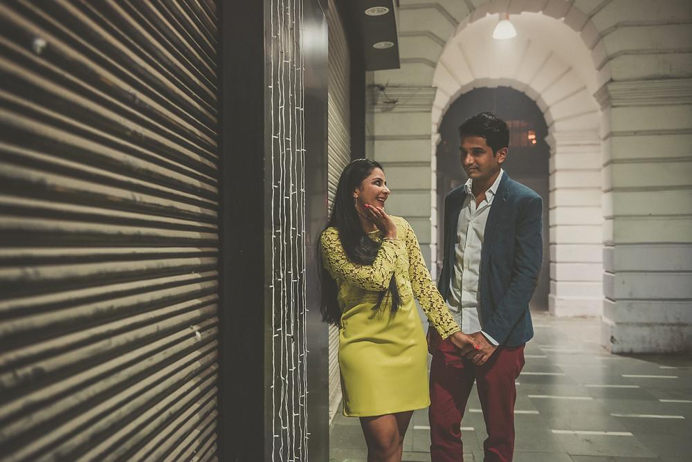 Pre Wed Photoshoot in Delhi