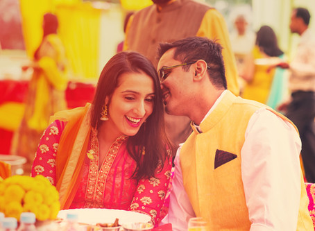 A Graceful Destination Wedding in Jaipur