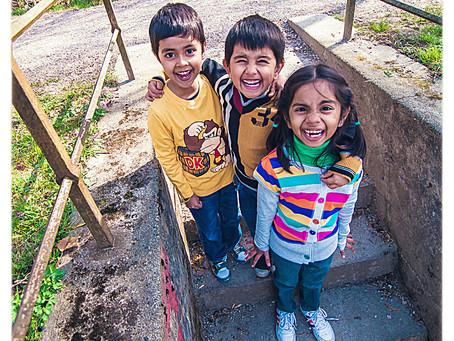 Happy Memories | Child Photographer in Delhi