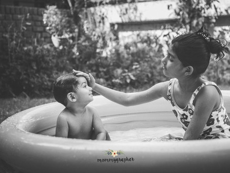 Being Sister and Brother ⎟ Child Photographer in India