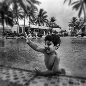 The cool brothers | Family photographer in Goa