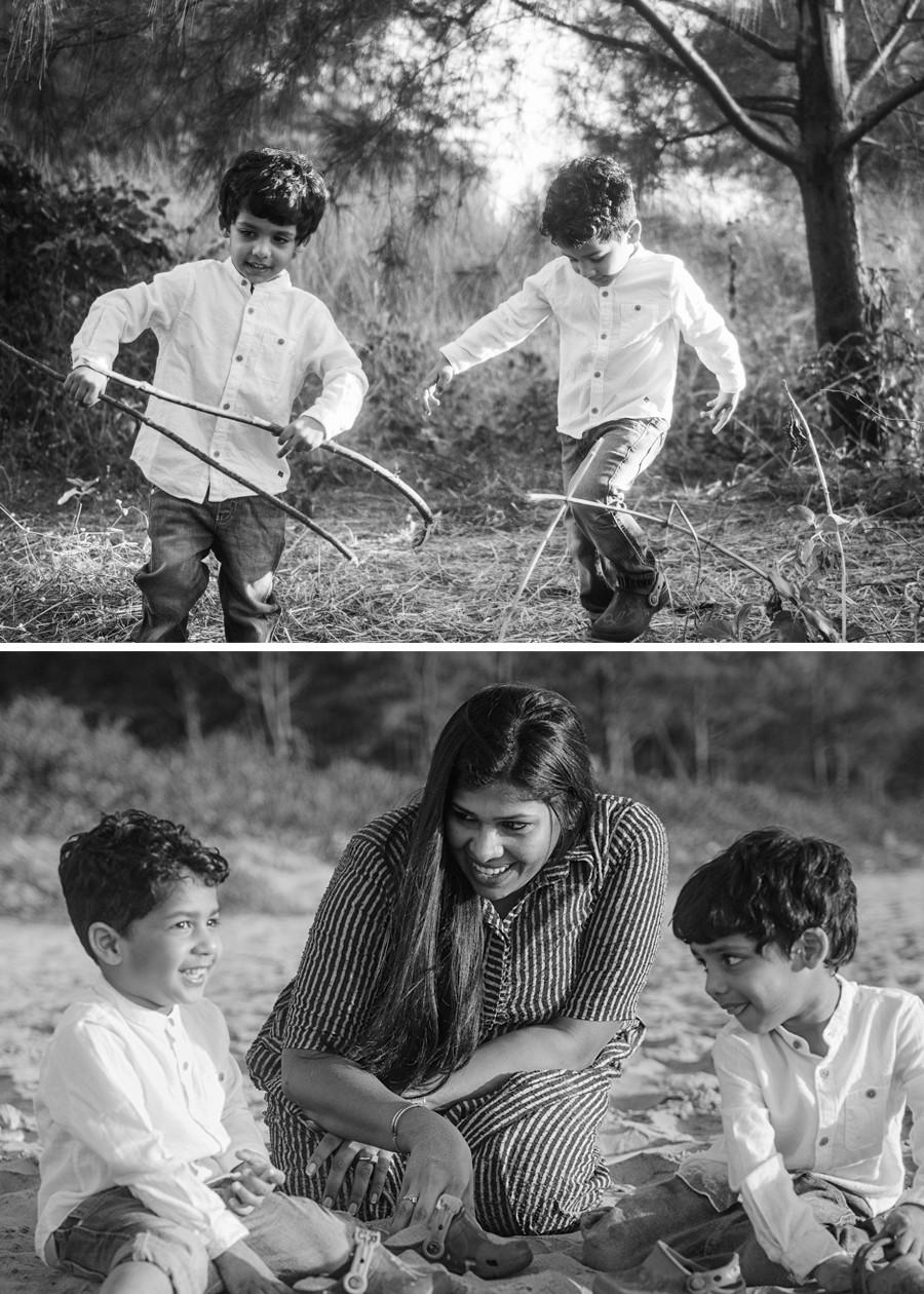 Child Photographer in Goa