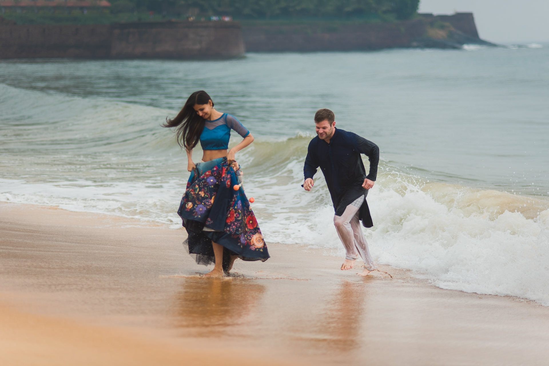 Vibes from PreWeddings in Goa