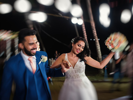 Indo-Christian Wedding in Goa | Wedding Photographer in Goa