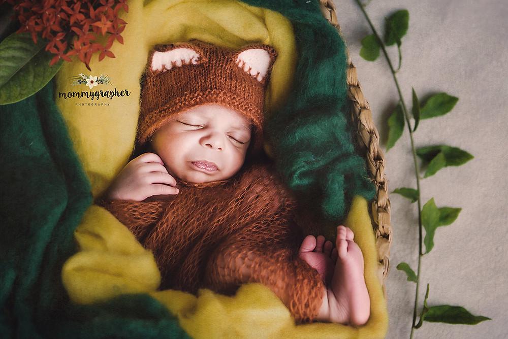 India Newborn Photographer