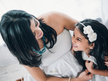 A beautiful family ⎟Maternity Photographer in Delhi